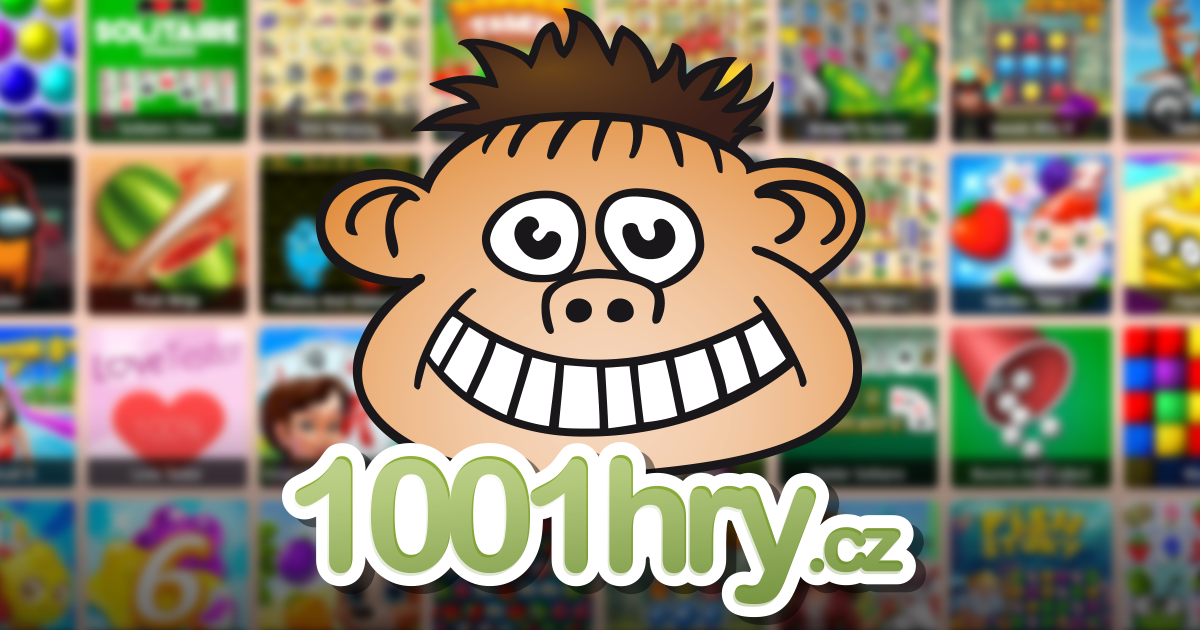 1001 Hry - Zahraj si zdarma hry pro mladé i staré!